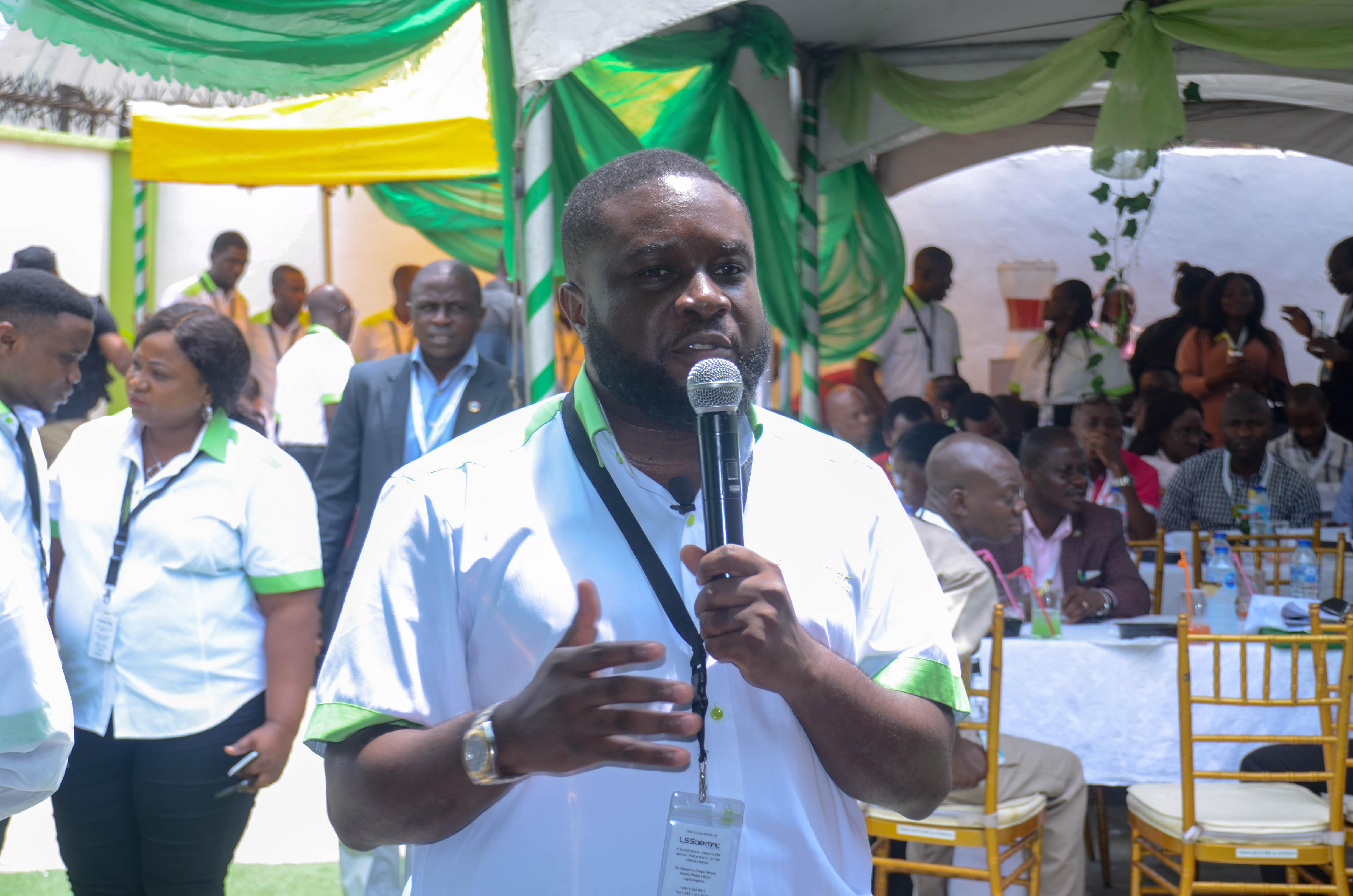 LS Scientific: Olumurewa Odunjo Speaks On World Class Laboratory Launch In Nigeria