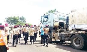 FRSC, Dangote GroupStrike Deal On Non-Movement Of Trucks At Night, See Why