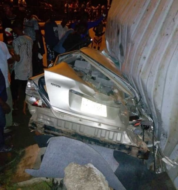 Just In: Two Killed, Several Injured In Truck Accident In Ikorodu