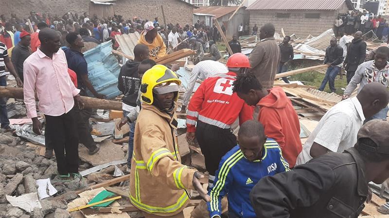 Kenya: Seven Children Dead, Scores Injured In Classroom Collapse