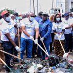 LAWMA, NPA Embarks On Massive Clean-Up Of Apapa