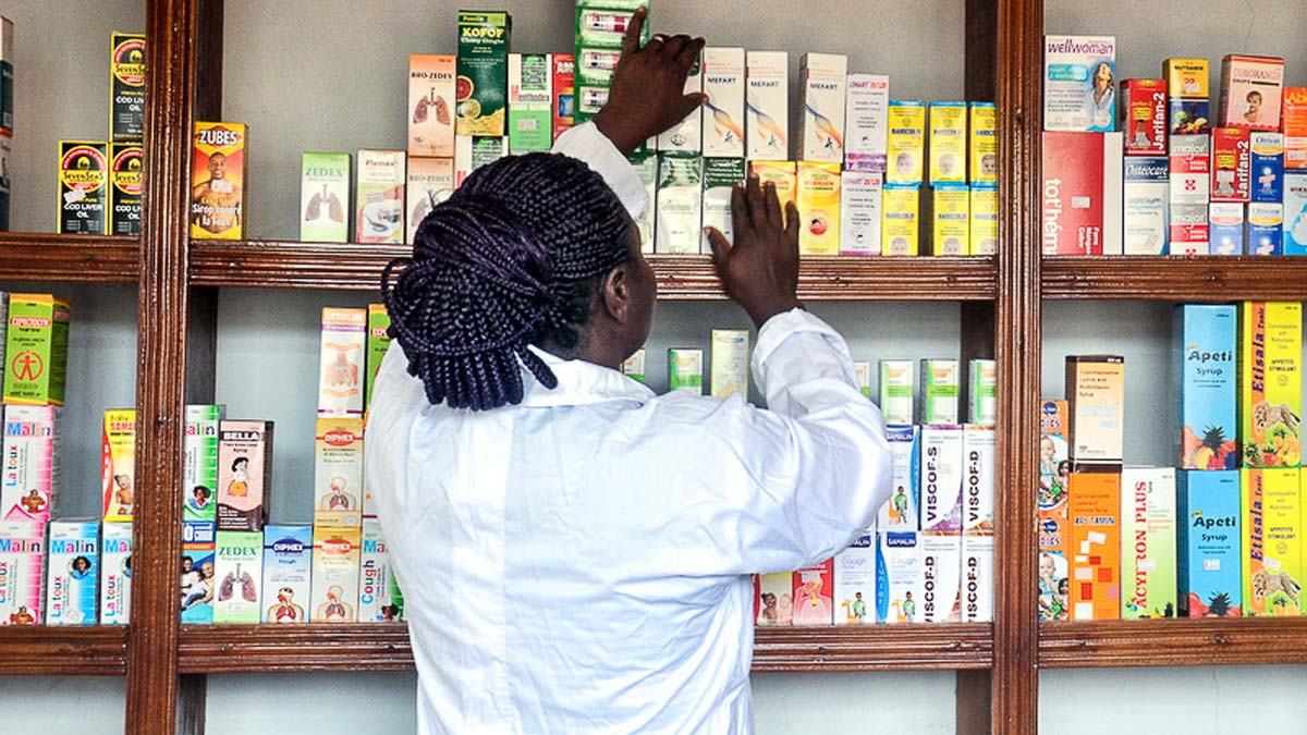 Nigerian Pharmacists Explains How To Achieve Safe, Effective Medicines For All