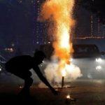 Diwali Firecrackers Turn Delhi's Air Toxic Again