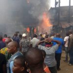 Breaking: Another Tanker Explodes In Onitsha Market