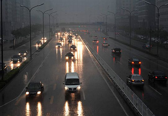 Safety Tips When Driving This Rainy Season