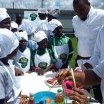 World Chefs Day: Nestlé Trains Pupils On Healthy Cooking