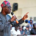 #ChildrensDay: Gov. Sanwo-Olu Tasks Parents On Child's Mental Health