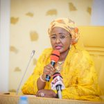Child Malnutrition Scourge Must End In Nigeria -Aisha Buhari