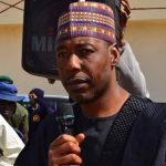 Borno Governor Vows To Investigate GSM Market Fire Outbreak