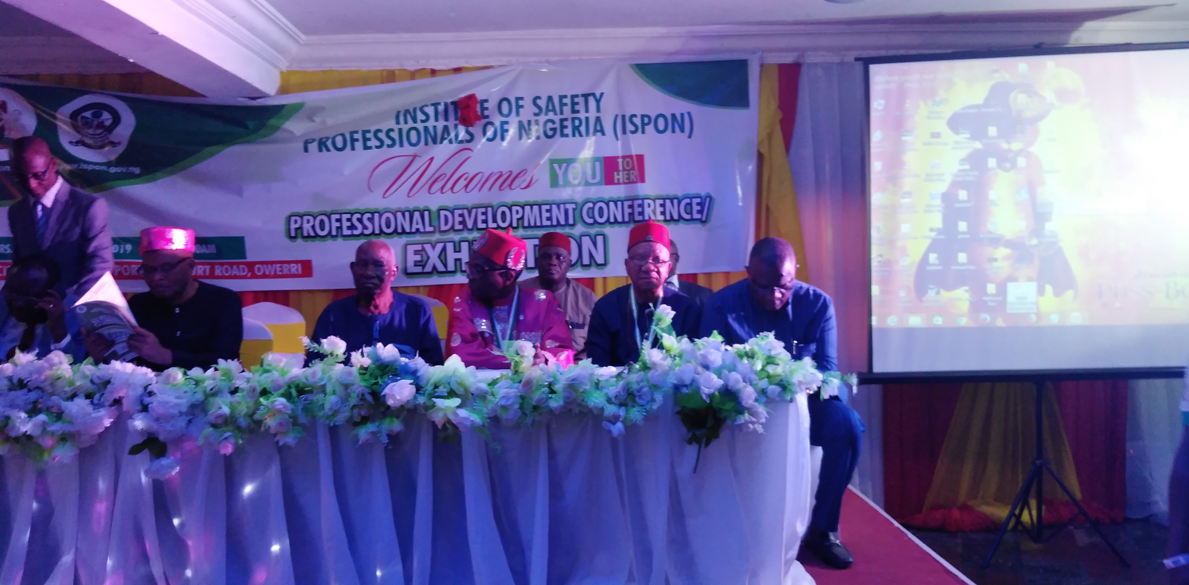 BREAKING: ISPON Inducts Over 300 New Members