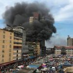 Policeman Killed In Lagos Fire Outbreak
