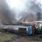 Train Derailment In Bangladesh Injures 10
