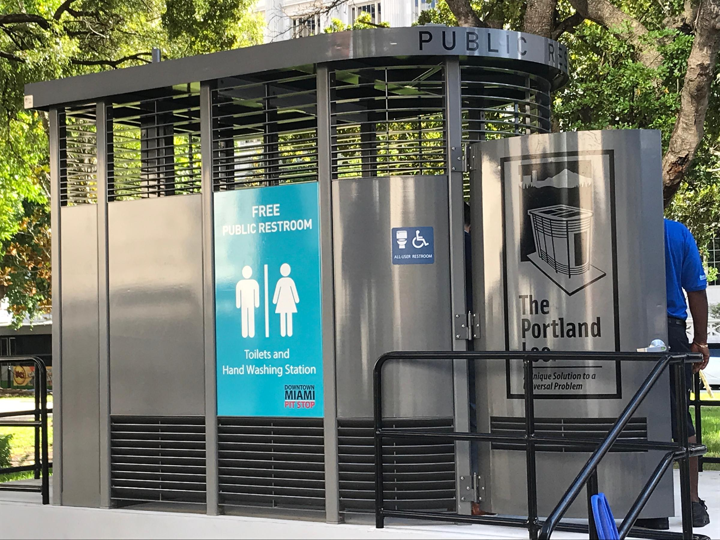HSE Experts call on Govt. on Public Toilet Facilities