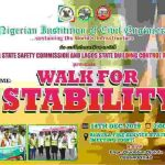 LASG, LSCC Announce Date For 'Walk For Stability 2019'