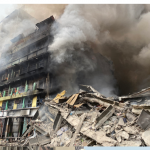 LASEMA Boss Reveals What Caused Balogun Market Fire