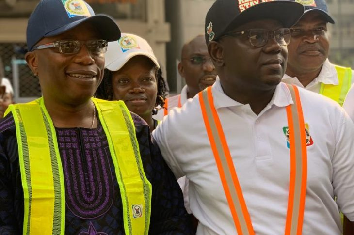 Lagos State Safety Commission (LSSC) has held another edition of its Safety Awareness Campaign, with a focus on Lagos Island.