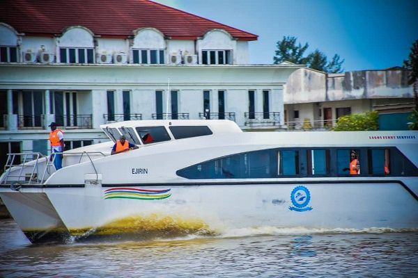 Lagos Ferry Services To Commence Operations With Fourteen Passenger Boat Of Different Capacities
