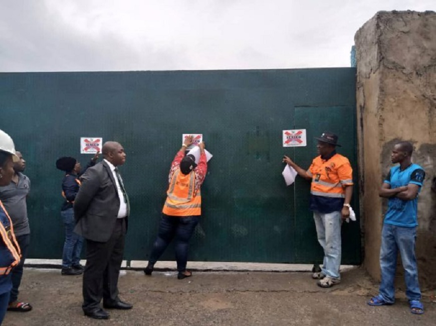 LASG Vows To Shutdown Companies Violating Safety Laws