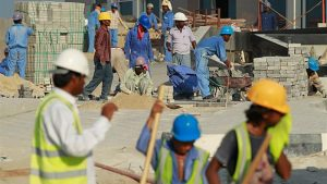 UN Body Welcomes 'Milestone' In Qatar Labor Reforms