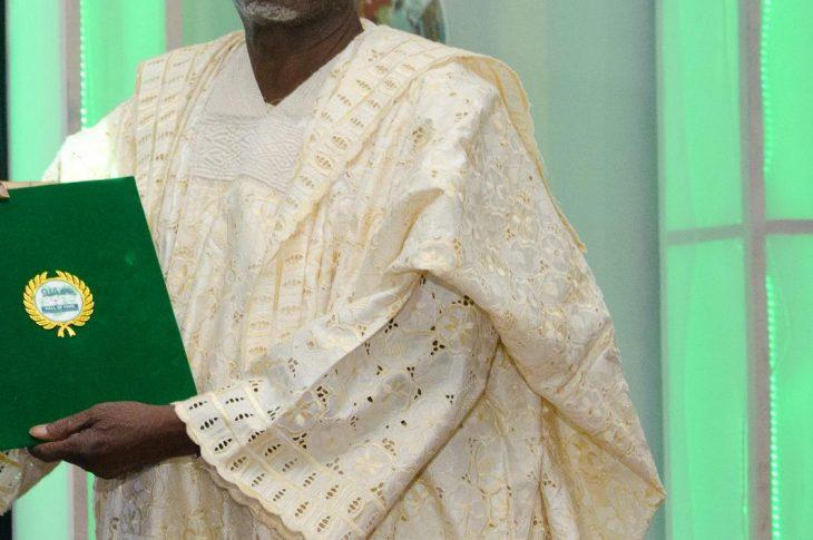 Just In: Alhaji (Dr.) Lateef Adegbuyi Alebiosu Dies At Age 81