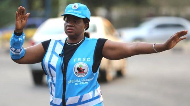 Nigerian Judge Joins FRSC As A Traffic Warden After Hit-And-Run Driver Killed Her Son