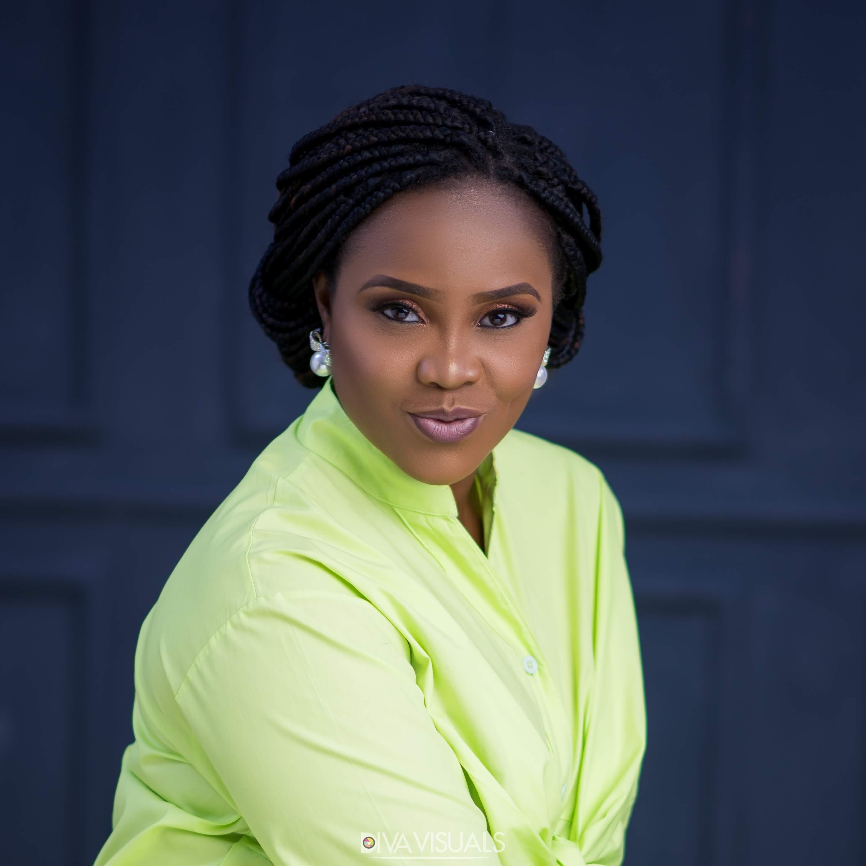Queenette Elinama, a Child-Hygiene expert