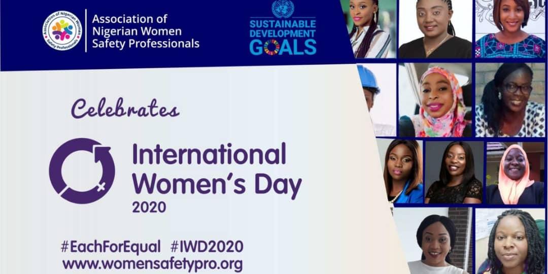 ANWOSAP Celebrates 2020 International Women's Day