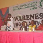Coronavirus: Safety Group Organize Sensitization Programme For Secondary School Children