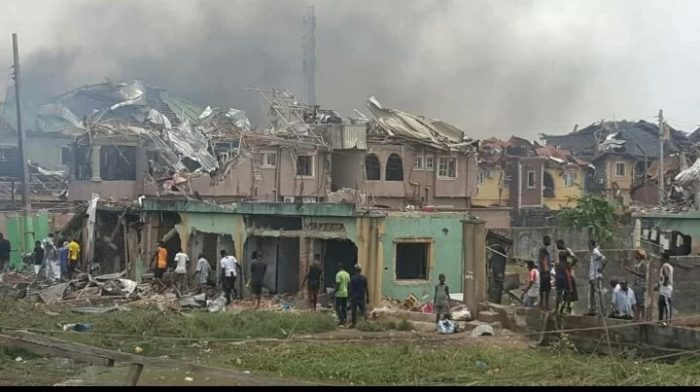 Family Of Four, 11 Others Die In Lagos Gas Explosion