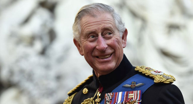 JUST IN: Prince Charles Tests Positive For COVID-19