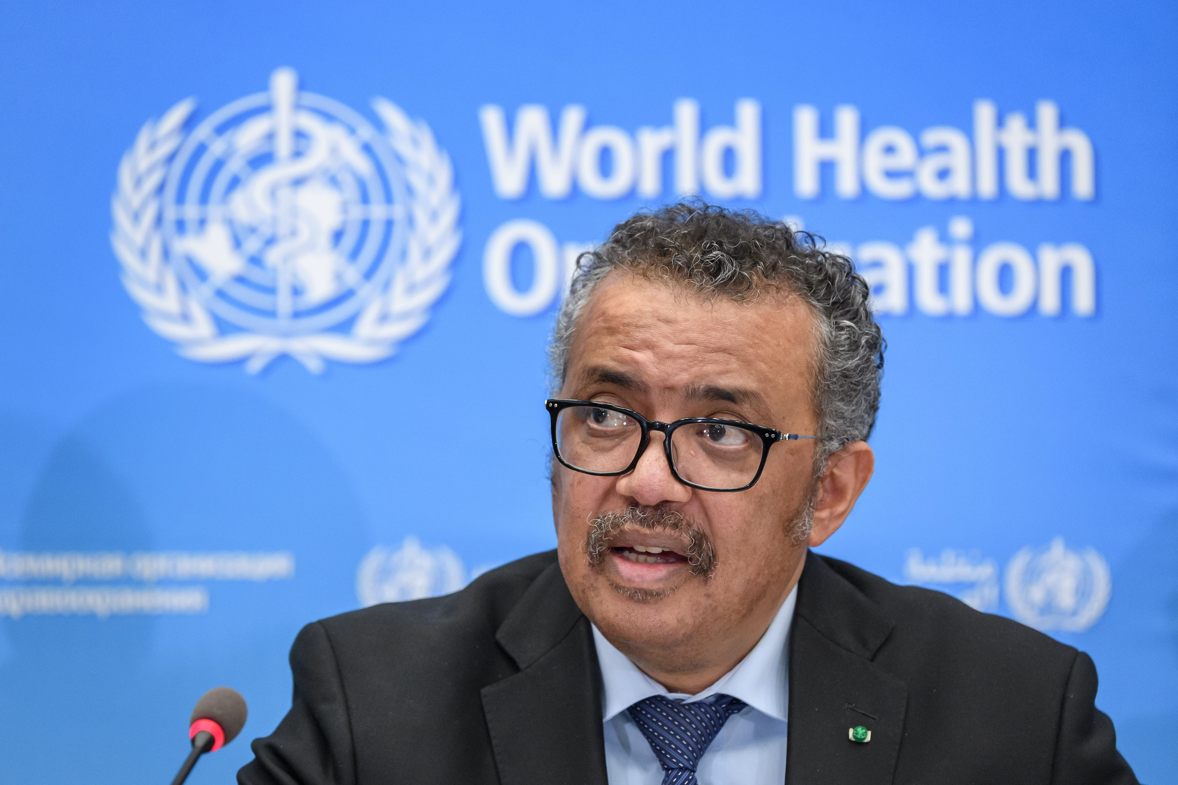 WHO Blasts World Countries For Failing To Prepare For Coronavirus Pandemic