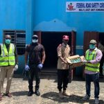 NISafety Produces Hand Sanitizers, Disinfectants, Distributes Free In Akwa Ibom