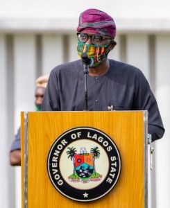 #COVID19: Lagos Government To Mandate Wearing Of Face Masks