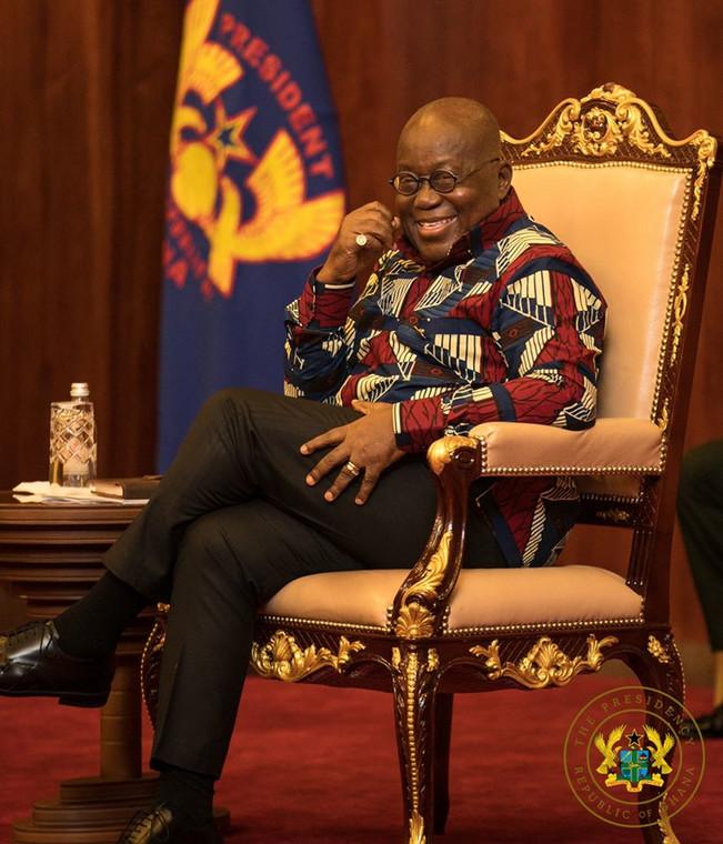 Ghana President Lifts Lockdown on Improved Virus Preparedness