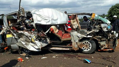 Ghastly Road Accident Claims 14 Lives in Kano
