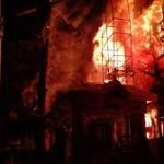 Fire Razes Hospital's ICU, Burns Five COVID-19 Patients To Death