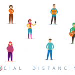Social Distance- Promoting Health and Safety By Adenusi Patrick