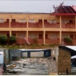 Schools and Several Buildings Destroyed in Lagos State By Rainstorm