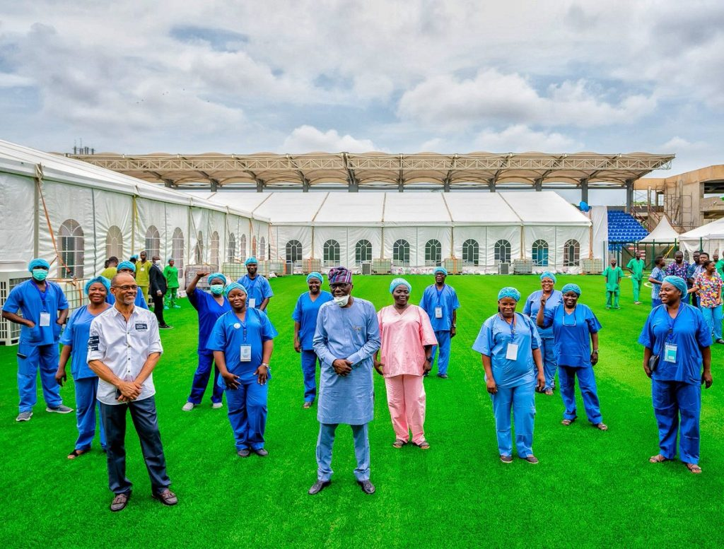 Lagos Govt. Assures Free COVID-19 Testing For Residents