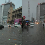 See What Recent Heavy Downpour Has Caused On Lagos Roads (PHOTO)