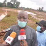 Flooding: Edo Govt Assures Residents On Completion Of Water Detention Pond Project