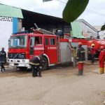 Fire Service Commissions 10 Fire Fighting Trucks