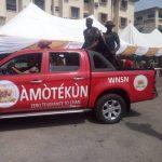 Road Safety: Travellers Intercepted In Osun, Ogun Boundaries