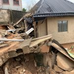 Magodo Collapsed Building: Preliminary Site Investigation Conducted By Building Collapse Prevention Guild, Ikosi-Isheri Cell