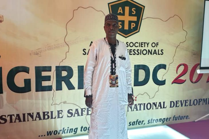 Shehu Kabir On Quest To Move ASSP To Apex Height