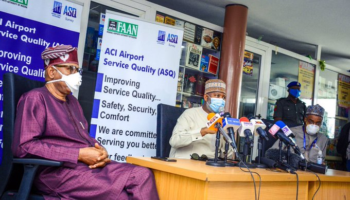 Federal Airports Authority of Nigeria, FAAN--HSENations