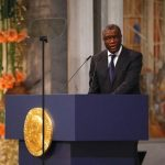 See Why Denis Mukwege Resigned As Head Of DR Congo COVID-19 Taskforce