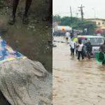 Rainy Season: 19-Year-Old Swept Away By Flood Buried