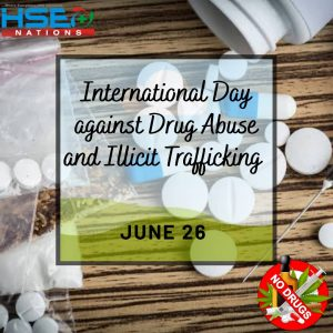 World Against Drug Day