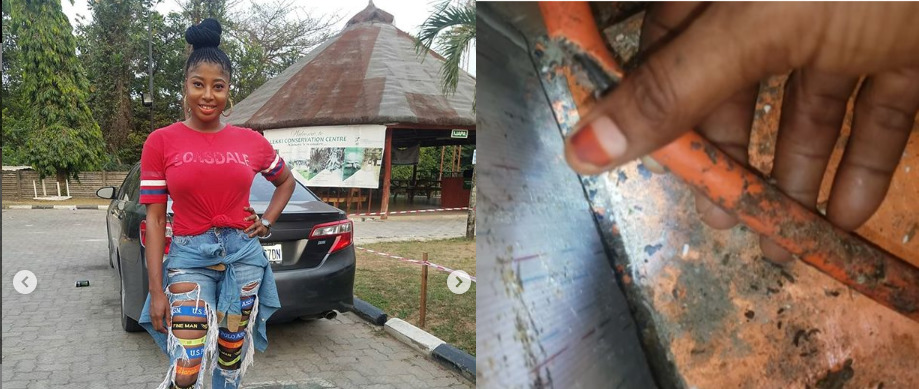 Lady Narrates How Rat Almost Made Her A Victim Of Gas Explosion